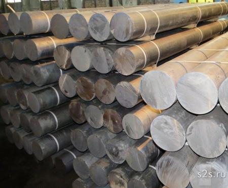 Пруток алюминиевый АК6 130 АТП ГОСТ 21488-97