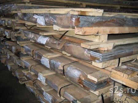 Лист алюминиевый АМГ2М 1х1200х3000 ГОСТ 21631-76