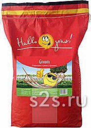 Семена газонной травы Gnom