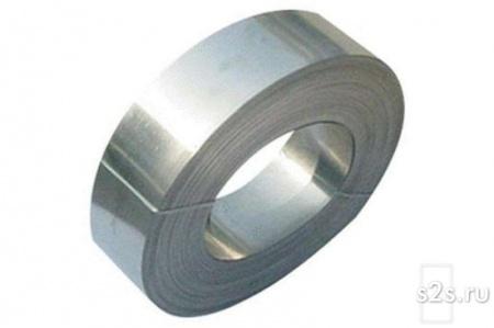 Лента нержавеющая 0,2х400 мм ASTM А240