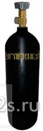 Баллон углекислотный емкостью 10 литров ГОСТ 949-73