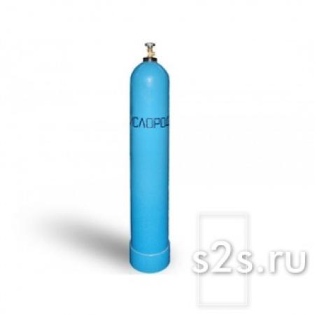 Баллон кислородный емкостью 10 литров ГОСТ 949-73 ПНТЗ