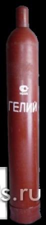 Баллон гелиевый емкостью 40 литров ГОСТ 949-73
