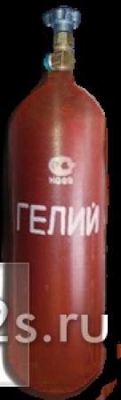 Баллон гелиевый емкостью 5 литров ГОСТ 949-73