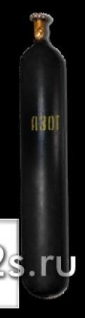 Баллон азотный емкостью 10 литров ГОСТ 949-73