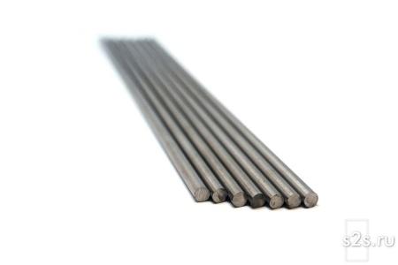 Вольфрамовые электроды ЭВЧ  D 2,5 -150 мм