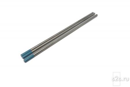 Вольфрамовые электроды WS-2  D 2,4 -175 мм