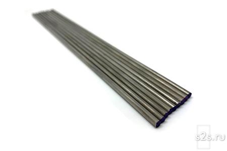 Вольфрамовые электроды ЭВИ-1  D 10.0 -200 мм