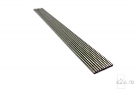 Вольфрамовые электроды ЭВИ-2   D 2 -75 мм
