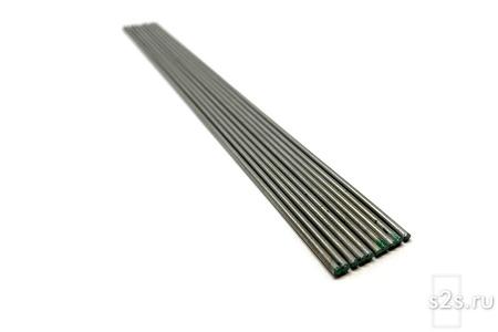 Вольфрамовые электроды ЭВИ-3  D 4 -300 мм