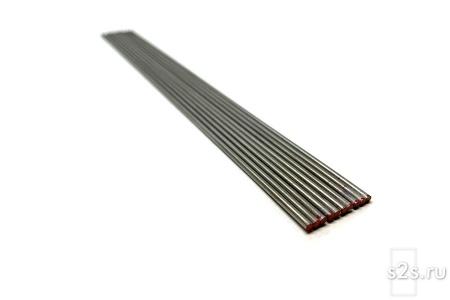 Вольфрамовые электроды ЭВТ-15   D 4 -300 мм