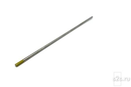 Вольфрамовые электроды WT-10 D 4,8-175 мм