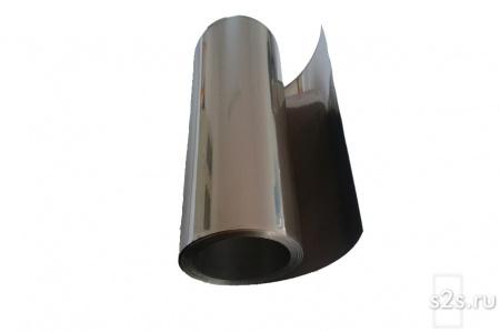 Циркониевая фольга Э110 0,05 х 75