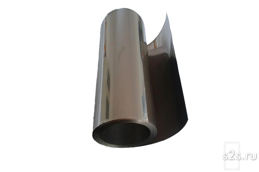 Циркониевая полоса Э110  1,0(-0,05) х140х60мм