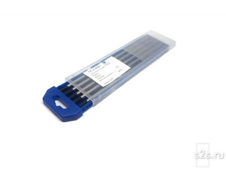 Вольфрамовые электроды WL-10 D 5-175 мм - пачка 5 шт