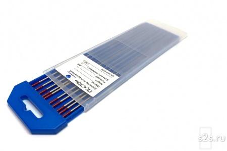 Вольфрамовые электроды WT-20 ГК СММ ™ D 1,6 -175 мм - пачка 10 шт