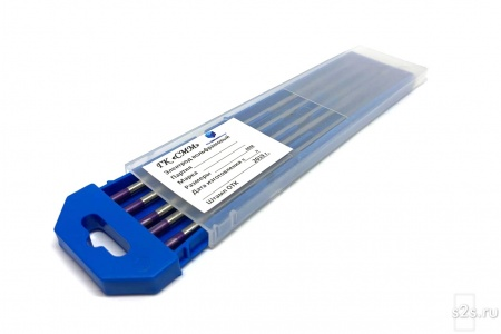 Вольфрамовые электроды WT-30 ГК СММ ™ D 6 -175 мм - пачка 5 шт