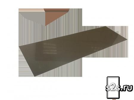 Танталовый лист из сплава ТАВ-10  2х40х65мм