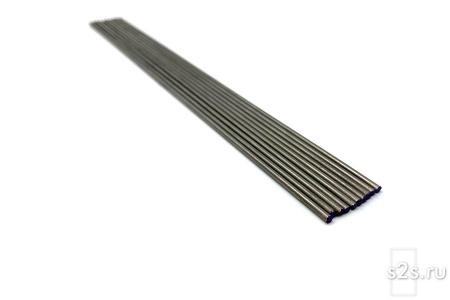Вольфрамовые электроды ЭВИ-1  D 4.0 -300 мм
