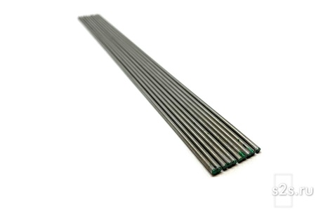 Вольфрамовые электроды ЭВИ-3  D 2 -150 мм