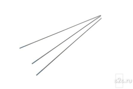 Вольфрамовые электроды WR-2  D 1,6 -175 мм