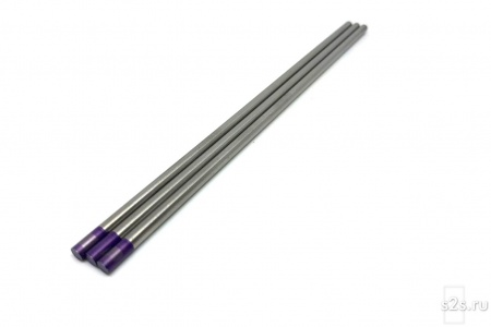 Вольфрамовые электроды WT-30  D 2,5 -175 мм
