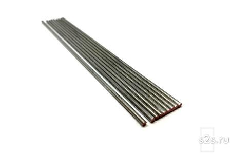 Вольфрамовые электроды ЭВТ-15   D 10 -300 мм
