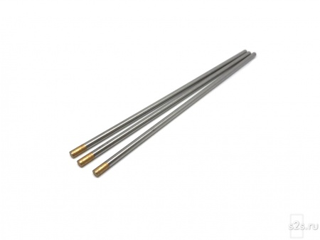 Вольфрамовые электроды WL-15 D 4,8 -175 мм