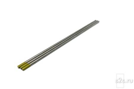 Вольфрамовые электроды WT-10 D 1,5 -175 мм