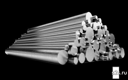 Пруток титановый ВТ 1-0 D 65х1000 мм