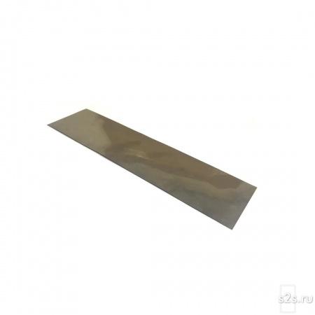 Фольга вольфрамовая 0.05х43х200 мм