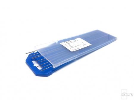 Вольфрамовые электроды WC-20 D 1,6 -175 мм - пачка 10 шт