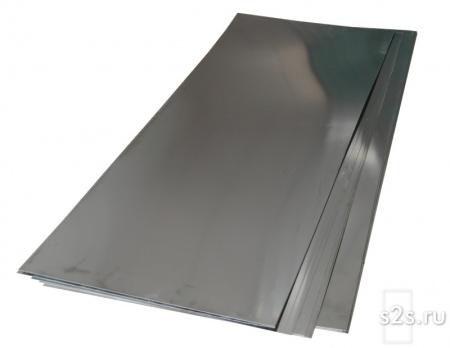 Лист молибденовый МЧ 0,5х100х100 мм