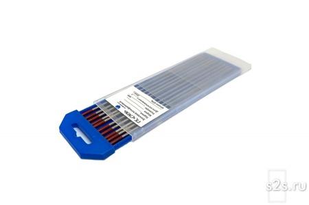 Вольфрамовые электроды WT-20 ГК СММ ™ D 2,4 -175 мм - пачка 10 шт