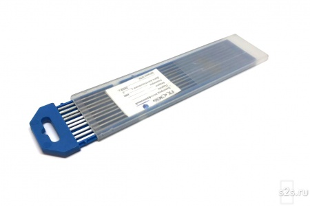 Вольфрамовые электроды WZ-8 ГК СММ ™ D 1,5 -175 мм - пачка 10 шт