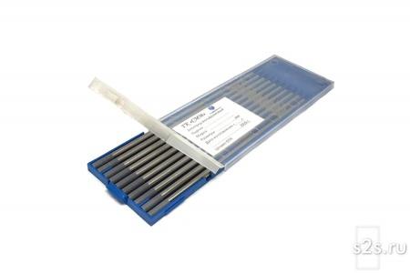 Вольфрамовые электроды WC-20 D 3.2 -175 мм - пачка 10 шт