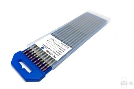 Вольфрамовые электроды WGLa D 1,6 - 175 мм- пачка 10 шт