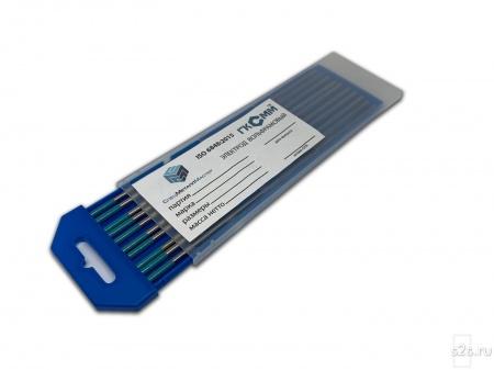 Вольфрамовые электроды WS-2  ГК СММ ™ D 1,6-175 мм - НАКС (1 упаковка)