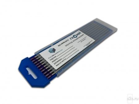 Вольфрамовые электроды WGLa 15   ГК СММ ™ D 3-175 мм (1 упаковка)