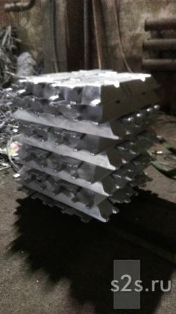Чушка алюминиевая АК9
