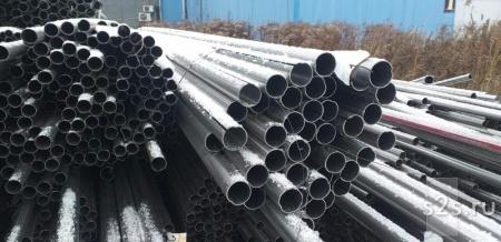 Трубы нержавеющие сварные: сталь 08Х18Н10Т (AISI321), сталь 08х13