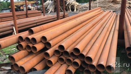 Продам трубу159х6 м/ш вост. в кол-ве 20 тн. по цене 37000 руб/тн с НДС