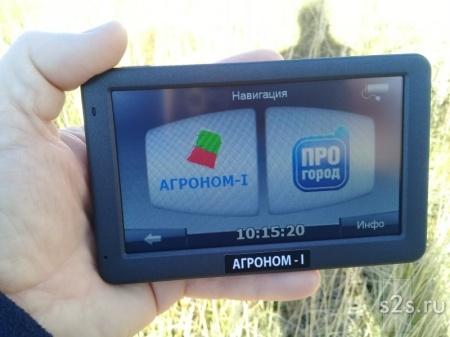 АГРОНОМ-I прибор для измерения площадей