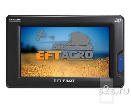 Курсоуказатель EFT Pilot с антенной А3 - система параллельного вождения