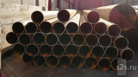 Трубы электросварные разных диаметров
