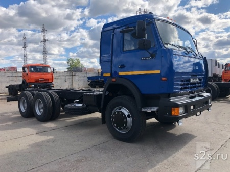 КАМАЗ 53215 Евро-2 Новый