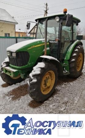 Трактор John deere5725