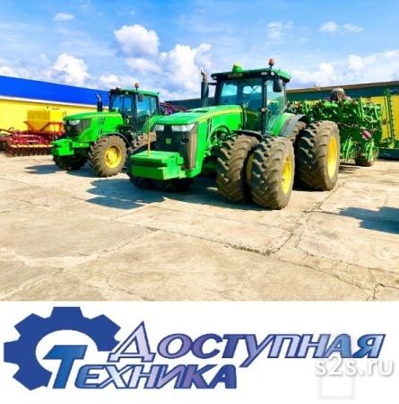 Трактор John Deere 6150M