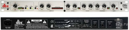 Приборы обработки звука DBX 286S