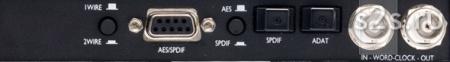 Приборы обработки звука FOCUSRITE ISA One and 430 Mk II A/D Card